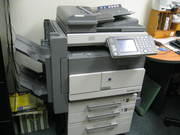 Office Floor Copy Machine