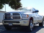 2012 Dodge Ram 3500 Laramie Longhorn Cummins Diesel 4X4